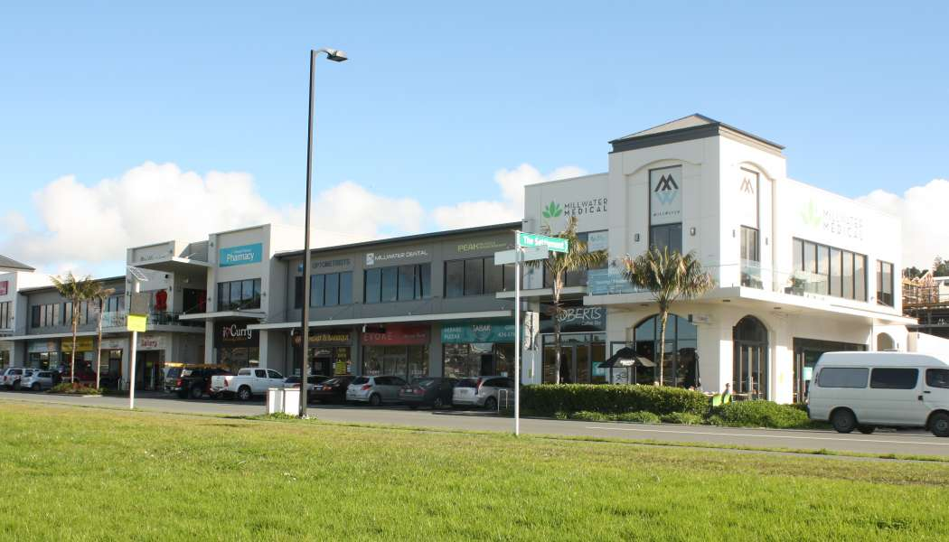 Millwater shopping centre